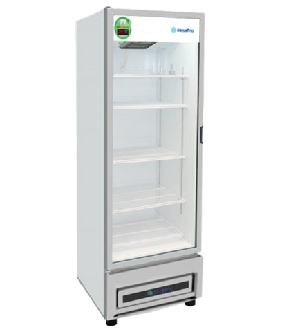 Metalfrio Commercial 26cf Glass Door Refrigerator Soda Cooler Merchandiser NG26