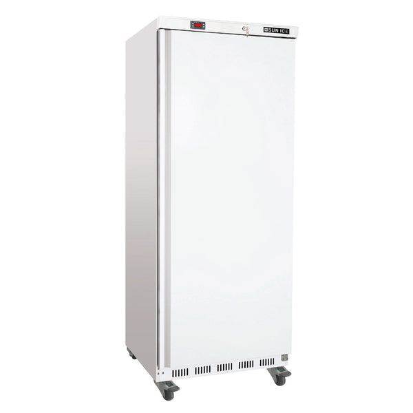 Sun Ice Commercial 25cft Single Door Reach In In Refrigerator Cooler SUNX23R