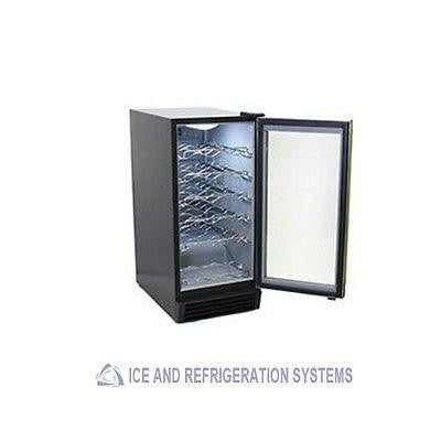 MAXX INDOOR BUILT IN OR FREESTANDING WINE CELLAR REFRIGRATOR COOLER