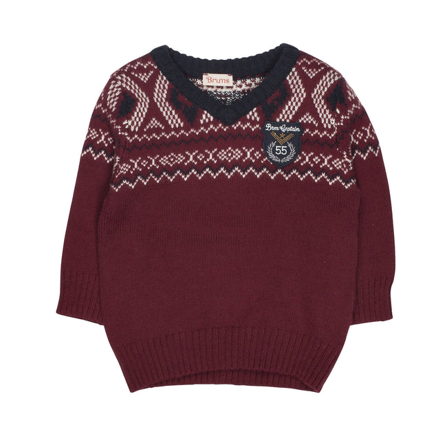 brums Brums Knitwear Boy