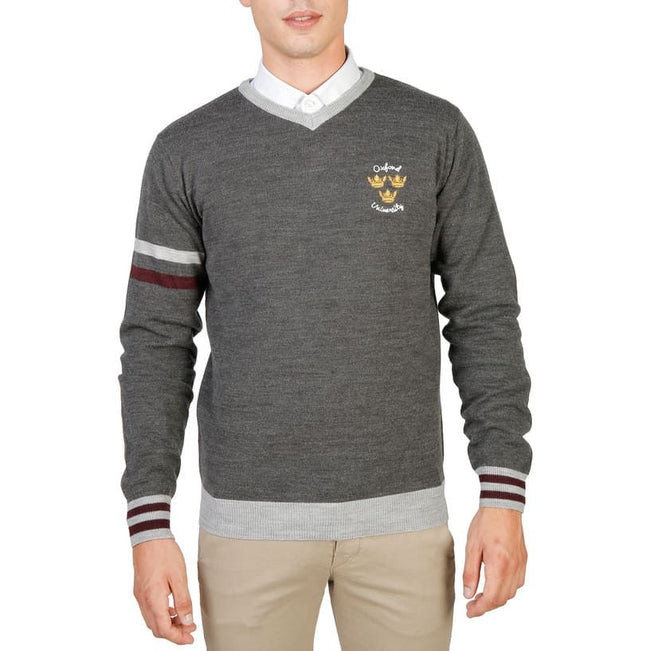 Oxford University OXFORD_TRICOT-VNECK