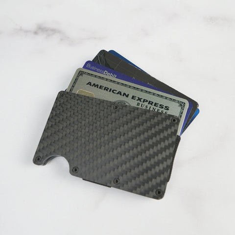 Cool S- Carbon Fiber Wallet