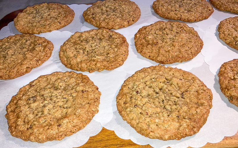 Oatmeal Pecan Cookie.