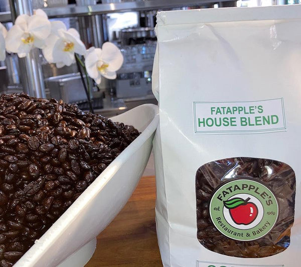 Coffee Beans - 1 lb. - House Blend