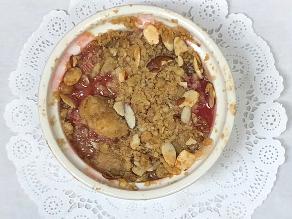 Fruit Crisp - seasonal.