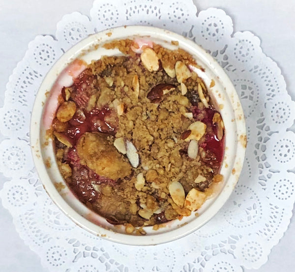 Fruit Crisp - seasonal