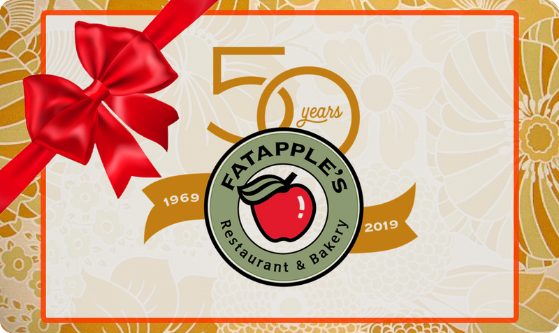 FATAPPLE'S Gift Card