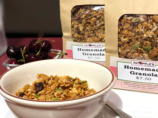 House-made Granola -1 lb. bag.