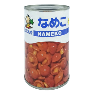 Tengu Boiled Nameko Mushroom In Water 400g
