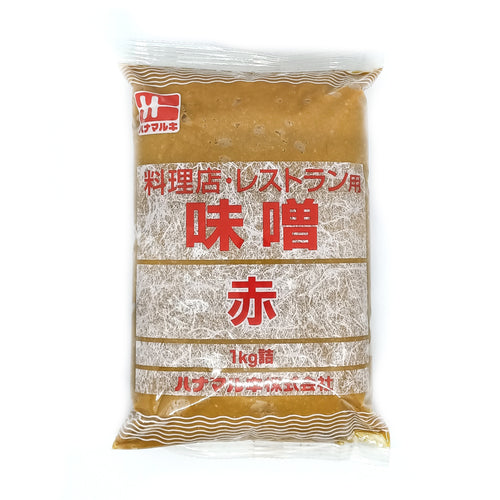 Hanamaruki Red Miso Paste 1kg