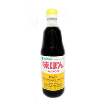 Load image into Gallery viewer, Mizkan Aji Pon - Citrus Seasoned Soy Sauce 710ml