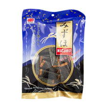 Load image into Gallery viewer, Mizuho Rice Cracker Wasabi Norimaki 55g