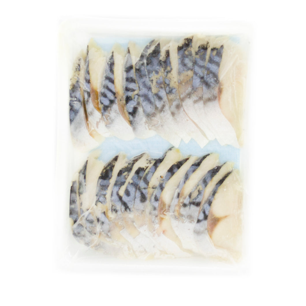 Shimesaba Slice - Vinegared Mackerel 20pc