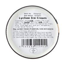 Load image into Gallery viewer, Yee Kwan Lychee Ice Cream 500ml