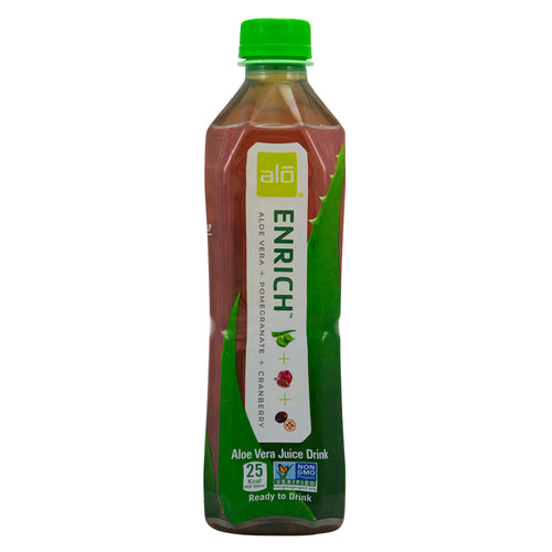 ALO Enrich Aloe Vera, Pomegranate & Cranberry 500ml
