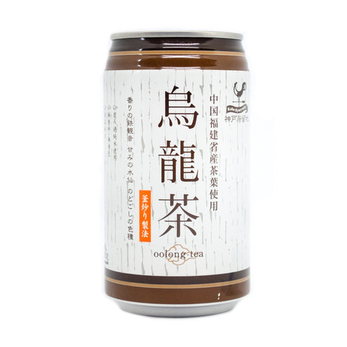 Kobe Kyoryuchi Oolong Tea Can 340g