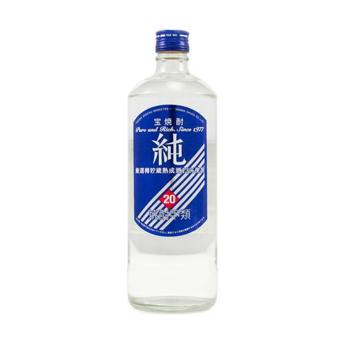 Takara Jun Shochu Spirits (with Gluten) 20% 720ml