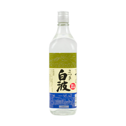 Satsuma Shiranami - Sweet Potato Spirits 700ml 25%