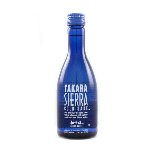 松竹梅 Sierra Cold Sake 300ml 12%