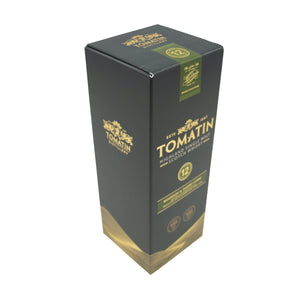 Tomatin 12 Year Single Malt Whisky 700ml 43%