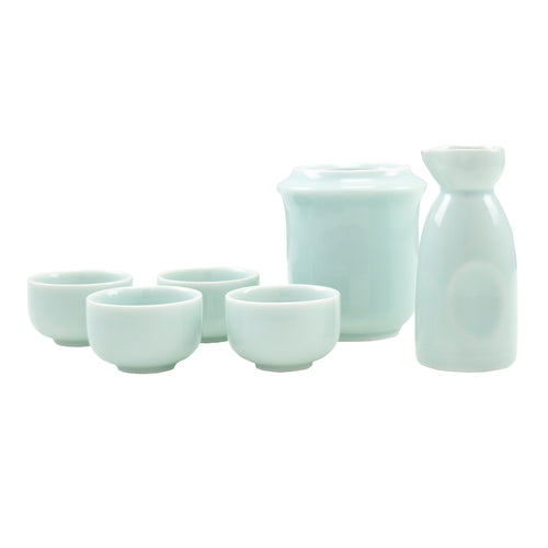 Porcelain Liquor Drinking Set