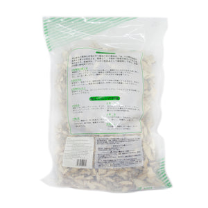 Sliced Dried Winter Shiitake Mushrooms 500g