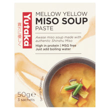 Load image into Gallery viewer, Yutaka Awase Miso Soup 50g (3pc)