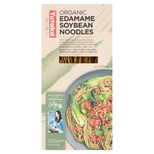 Load image into Gallery viewer, Yutaka Organic Edamame Noodles 200g