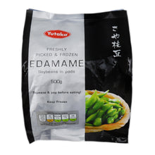 Load image into Gallery viewer, Yutaka Edamame Soybeans With Pods 500g
