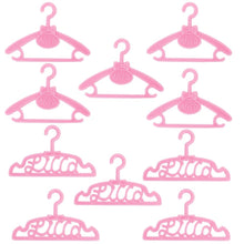 Load image into Gallery viewer, Doll clothes hangers