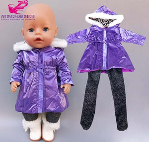 Hooded coat sets