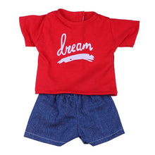 Load image into Gallery viewer, Trendy Doll Clothes Sets