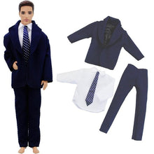 Load image into Gallery viewer, Shirts + Coat + Trousers Formal Set