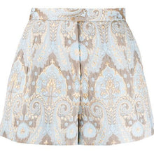 Load image into Gallery viewer, Sandro Jacquard shorts S