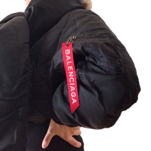 Load image into Gallery viewer, Balenciaga Bomber Jacket S
