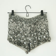 Load image into Gallery viewer, Allsaints paljettshorts XS