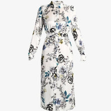 Load image into Gallery viewer, Gestuz Floria Silk Dress S