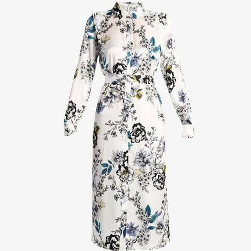 Gestuz Floria Silk Dress S