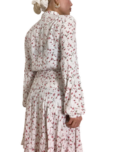 Load image into Gallery viewer, Love Lolita wrap dress S
