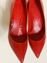 Load image into Gallery viewer, Alexander McQueen pumps røde 38