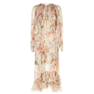 Zimmermann Mercer Floating maxi dress XS