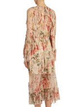 Load image into Gallery viewer, Zimmermann Mercer Floating maxi dress XS