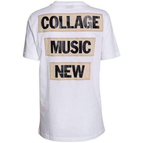 Acne Joshi Collage tee S