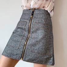 Load image into Gallery viewer, Acne Prisca P Work Skirt XS