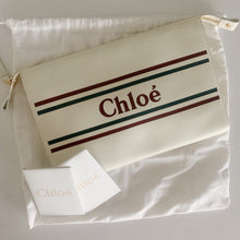 Load image into Gallery viewer, Chloé Vick Logo Pouch