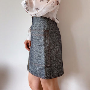 Acne Prisca P Work Skirt XS