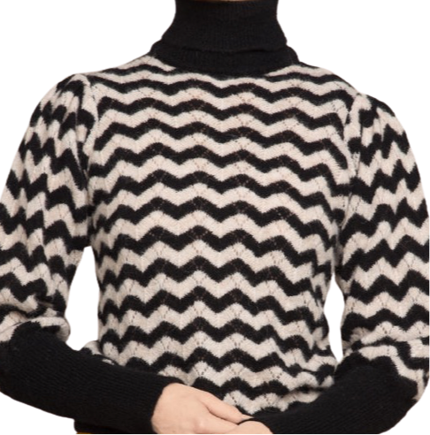 ByTimo mohair turtleneck