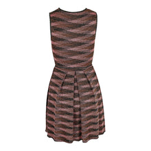 Load image into Gallery viewer, Missoni Metallic knit fabric dress S/M