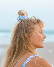 Load image into Gallery viewer, Salté Scrunchie ~ Blue Bell
