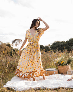 Willow Maxi ~ Carmel